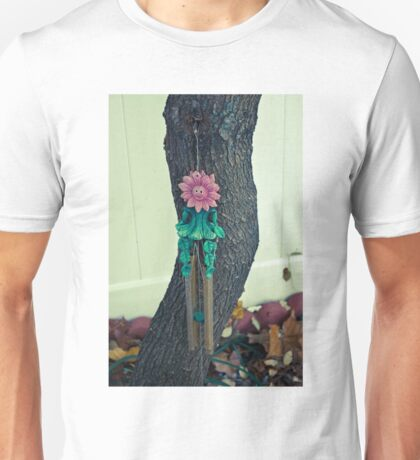 wind chime in daytime Unisex T-Shirt