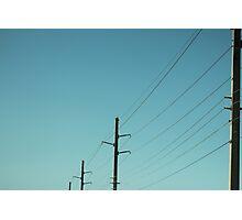 Poles Photographic Print