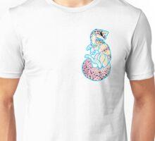 Pastel Blue Royal Geck Unisex T-Shirt