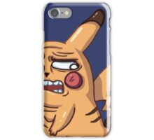 Pika Pi iPhone Case/Skin