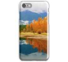 Lake Cushman iPhone Case/Skin