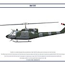 Bell 212 Canada 1 by Claveworks