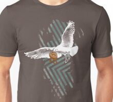 Seagulls Vs. Bagels Unisex T-Shirt