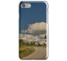 Road to nowhere iPhone Case/Skin