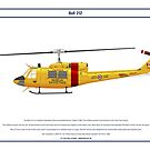 Bell 212 Canada 2 by Claveworks