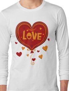 Just Love Long Sleeve T-Shirt