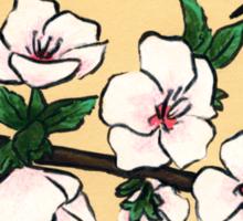Cherry Blossoms - Strength Sticker