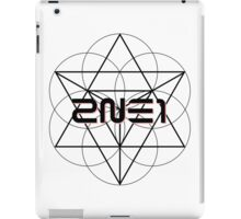 2NE1 - Logo iPad Case/Skin