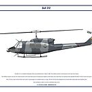 Bell 212 Colombia 2 by Claveworks