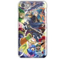 Robin/Lucina Reveal Poster iPhone Case/Skin