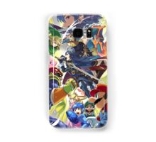 Robin/Lucina Reveal Poster Samsung Galaxy Case/Skin