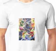Robin/Lucina Reveal Poster Unisex T-Shirt