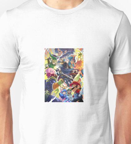 Robin/Lucina Reveal Poster Unisex T-Shirt