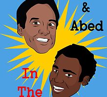 Troy & Abed In The Morning! by yeahokaybut