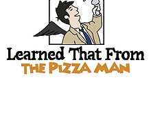From the Pizza Man by WaisChoice