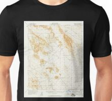 USGS TOPO Map California CA Emerson Lake 297410 1955 62500 geo Unisex T-Shirt