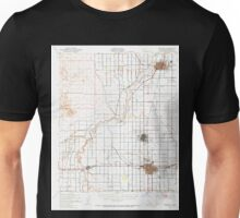 USGS TOPO Map California CA Brawley 296895 1940 62500 geo Unisex T-Shirt