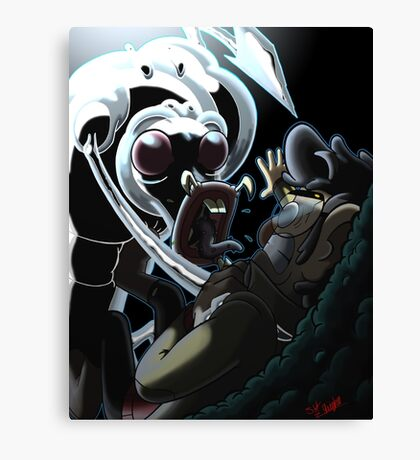 Thirst for Vengeance Canvas Print