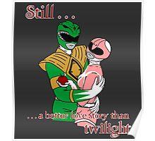 Twilight Rangers Green Ver. Poster