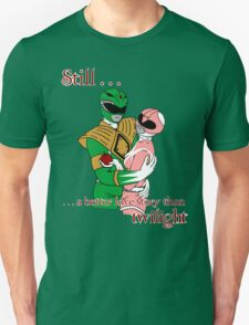 Twilight Rangers Green Ver. T-Shirt