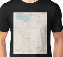 USGS TOPO Map California CA Calipatria SW 302568 1956 24000 geo Unisex T-Shirt