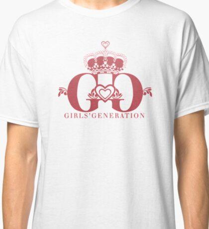 SNSD - Logo Classic T-Shirt