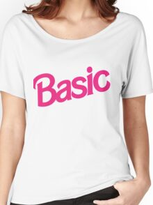 Barbie inspired Basic Women's Relaxed Fit T-Shirt