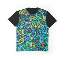 Abstract #469 Graphic T-Shirt