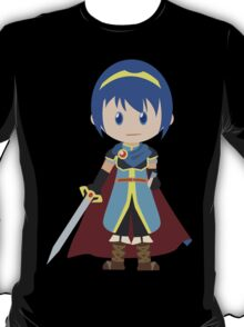 Chibi Marth Vector T-Shirt