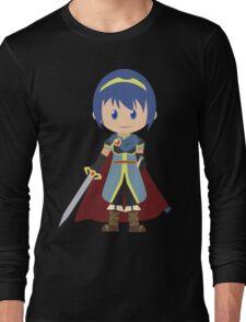 Chibi Marth Vector Long Sleeve T-Shirt