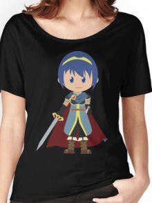 Chibi Marth Vector Women's Relaxed Fit T-Shirt