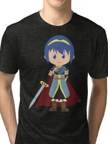 Chibi Marth Vector Tri-blend T-Shirt