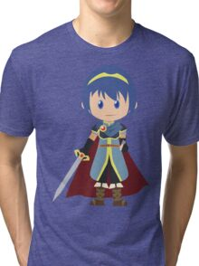 Chibi Marth Vector Tri-blend T-Shirt