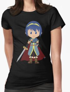 Chibi Marth Vector Womens Fitted T-Shirt