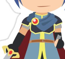 Chibi Marth Vector Sticker