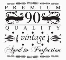 Premium 90th Birthday by thepixelgarden