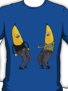 bananas in regular clothing T-Shirt