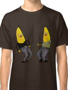 bananas in regular clothing Classic T-Shirt