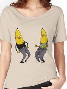 bananas in regular clothing Women's Relaxed Fit T-Shirt