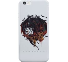 Valar Morgulis Game of Thrones houses iPhone Case/Skin