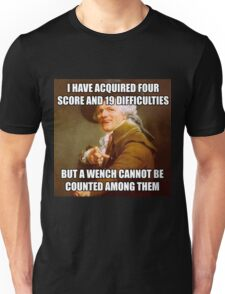 99 Problems Ducreaux MEME Unisex T-Shirt
