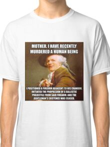 Bohemian Rhapsody DUCREAUX MEME Classic T-Shirt