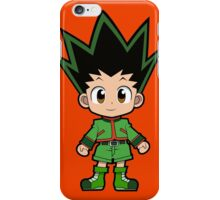 Chibi Gon Freecss iPhone Case/Skin
