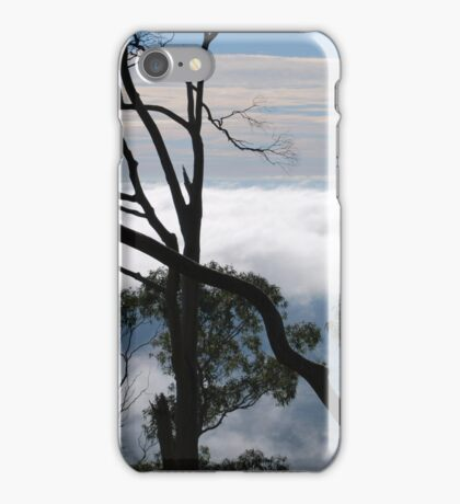 Cloud Surfing iPhone Case/Skin
