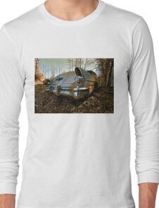 Abandoned 1955 Buick Roadmaster Long Sleeve T-Shirt