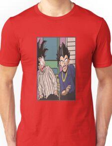 dbz friday mashup funny Unisex T-Shirt