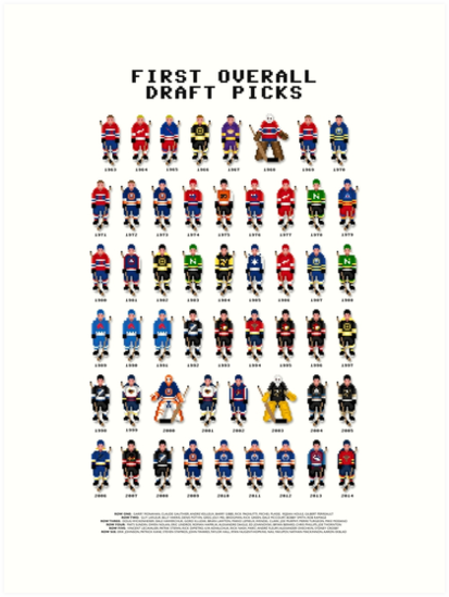 16-Bit Draft Picks by pootpoot