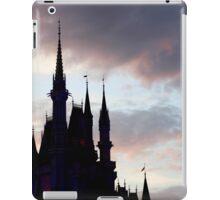 dark kingdom iPad Case/Skin