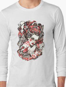 Exhale Long Sleeve T-Shirt