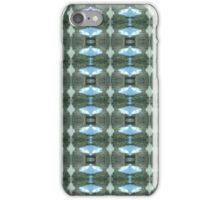 Forrest and sky pattern.  iPhone Case/Skin